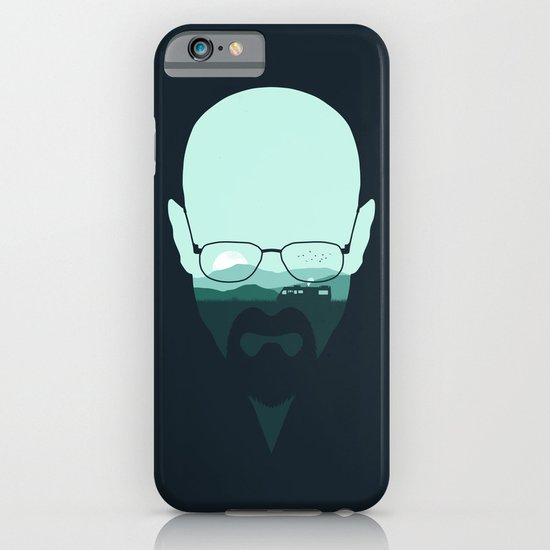 Heisenberg iPhone & iPod Case