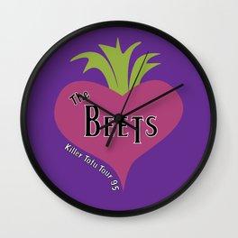 The Beets - Killer Tofu Tour '95 Wall Clock