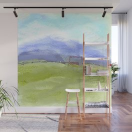 A Path to Serenity Wall Mural