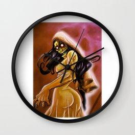 La Llorona Mexican Folklore design Gift Wall Clock