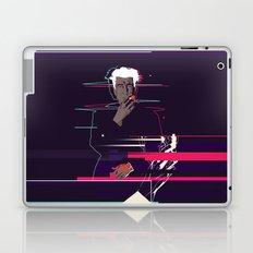 David Lynch - Glitch art Laptop & iPad Skin
