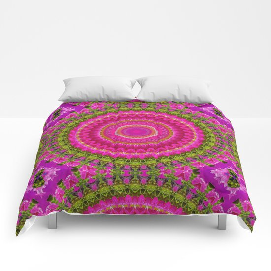 Kaleidoscope No. 5 Comforters