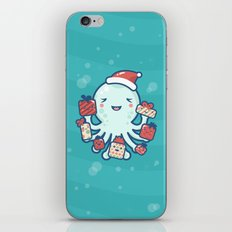 The Gift Giver iPhone & iPod Skin