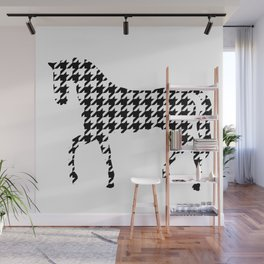 Horse in Hound Wall Mural