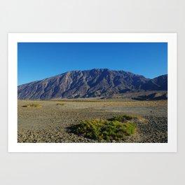 Death Valley impression Art Print