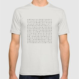 Words of Photography T-shirt