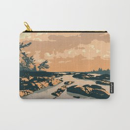 The Massasauga Park Poster Carry-All Pouch