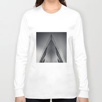 triangle Long Sleeve T-shirts featuring triAngle by Dirk Wuestenhagen Imagery