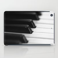 piano iPad Cases featuring piano by Falko Follert Art-FF77