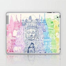 Angkor Wat & Thailand Laptop & iPad Skin