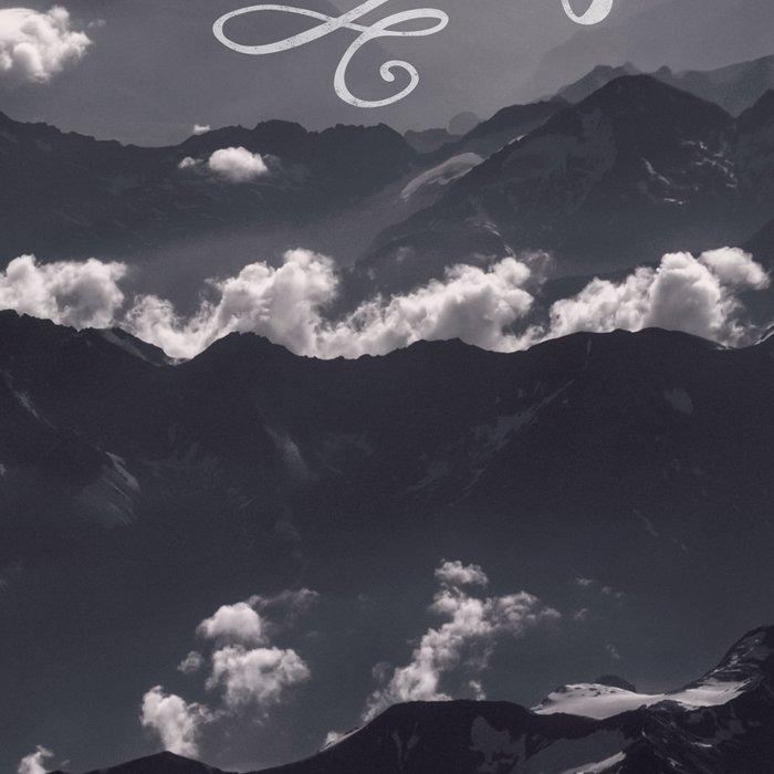 Adventure awaits Typography Gorgeous Mountain View Leggings