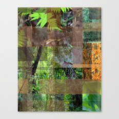 Trees & Earth Canvas Print