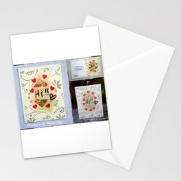 Sweet Life 2 Stationery Cards