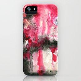 Upside Down - coracrow iPhone Case