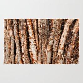 Lumberjack Shrapnel Rug