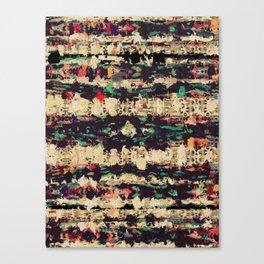 Shredded Canvas Print