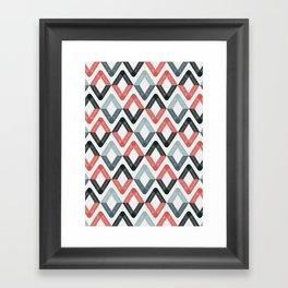 pattern 019 Framed Art Print