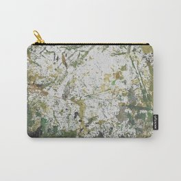 Abstract Sprout Carry-All Pouch