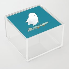 The Ghost Skater Acrylic Box