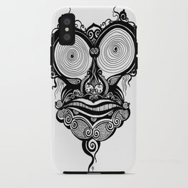 Big Eyes iPhone Case