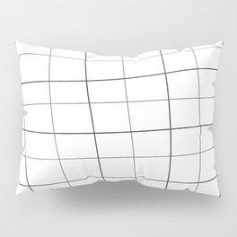 MINIMAL GRID Pillow Sham
