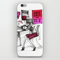 kenzo iPhone & iPod Skins featuring Monday Feelings by @FindIzzCreate