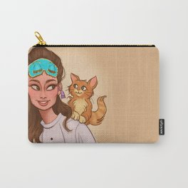 Holly & Cat Carry-All Pouch