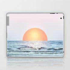 Untypical sunset II Laptop & iPad Skin