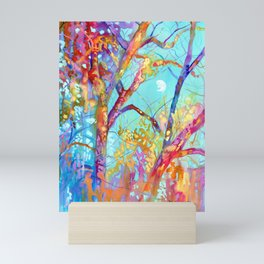 January Tree Mini Art Print
