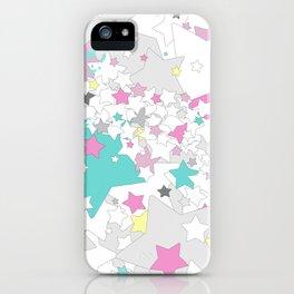 Stellar Cluster iPhone Case