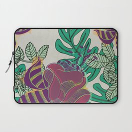 Lush Florals (Jungla 01) Laptop Sleeve