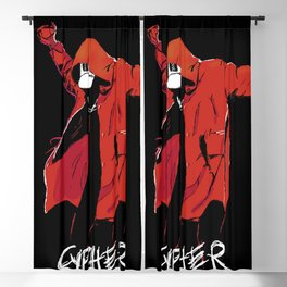 CYPHER Blackout Curtain