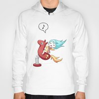 pony Hoodies featuring Pony Ride by Freeminds