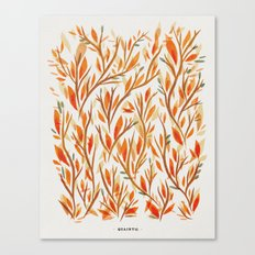 Forest Morning Canvas Print