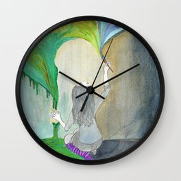 Paint Wall Clock