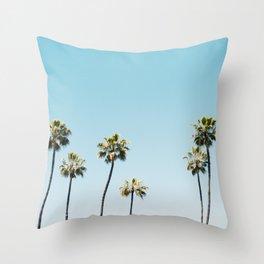 California Summer  Throw Pillow