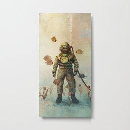 Deep Sea Garden  Metal Print