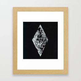 Avatharon Inverse Framed Art Print