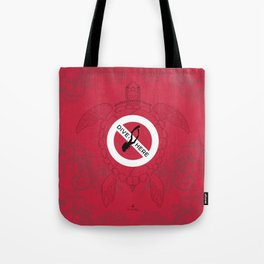 United Divers Club - Dive Here Tote Bag