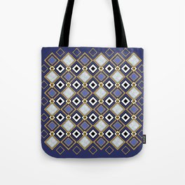 Purple Jade Tote Bag