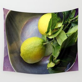 Pewter There Wall Tapestry