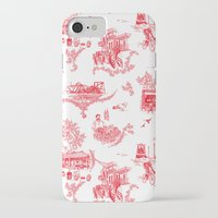 montreal iPhone & iPod Cases featuring Montreal Scenic by Audrey Fortin