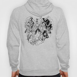 Alice in NOLALand Hoody