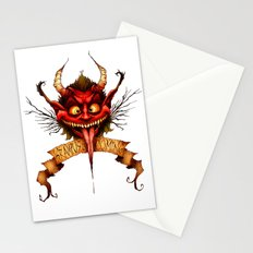 Krampus is Coming Stationery Cards