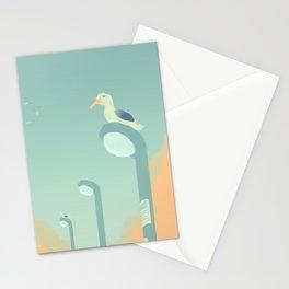 Urban Seagulls Stationery Cards