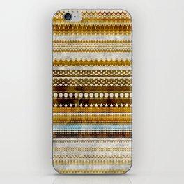 WATERMARKS 1 iPhone Skin