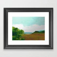 0093- Attica 1048-ba Framed Art Print