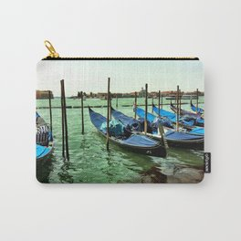 Gondolas Venice Carry-All Pouch