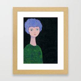 Margaret (Doll 1) Framed Art Print