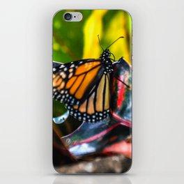 Hawaiian Monarch iPhone Skin